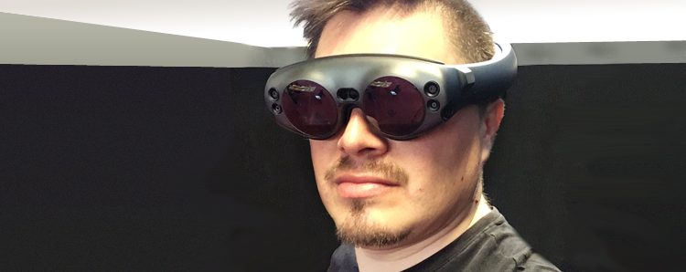 Working with MagicLeap One Technology in New Zealand