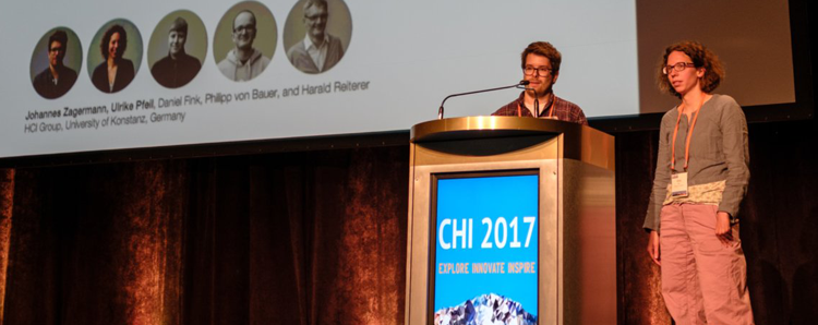 Another Report from CHI 2017