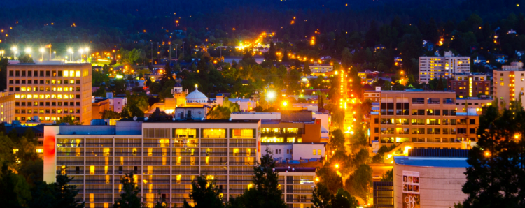 Research Stay at the University of Oregon in Eugene