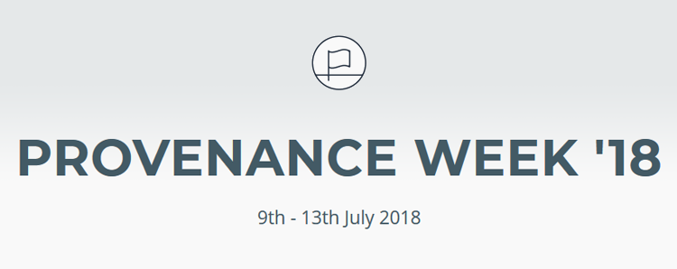 Provenance Week 2018 in London