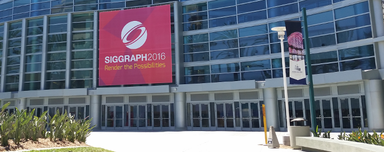 Back from SAP 2016 and SIGGRAPH 2016