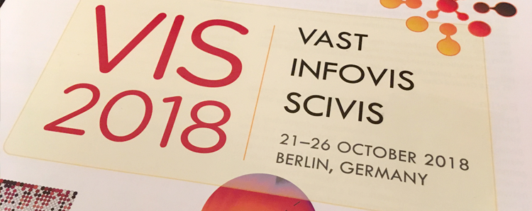 IEEE VIS 2018 Meets Berlin